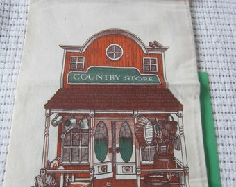 1981 Nostalgia Novelty Cloth Bag