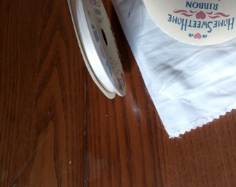White Ribbon W/free shipping