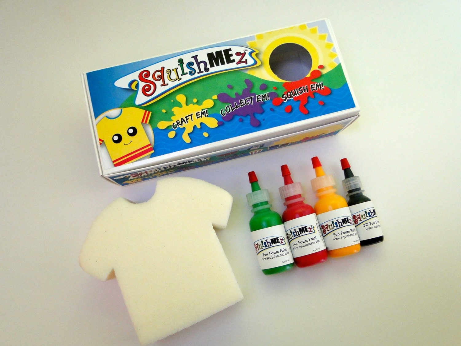 HOMEMADE Squishies Squishy - SquishMEz Craft Kit from TAOWIAAWIB on Etsy Studio