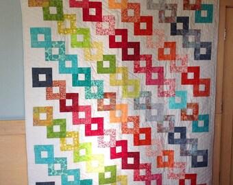 Modern Squares Quilt