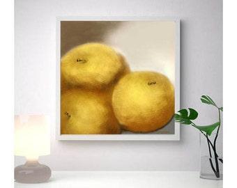 Golden Apples  - by Joths