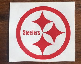 Steelers Decal
