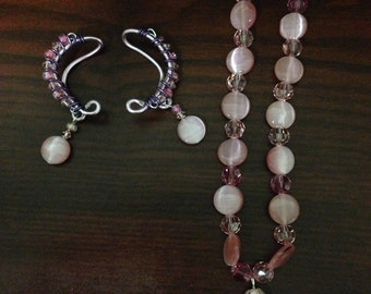 Children's Ear Wraps and Necklace