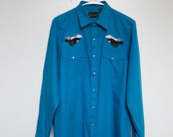 Western Button Up Shirt