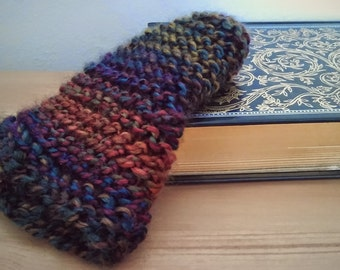 Slouchy baby hat
