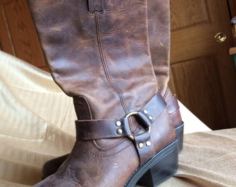 Motorcycle Harness Boots