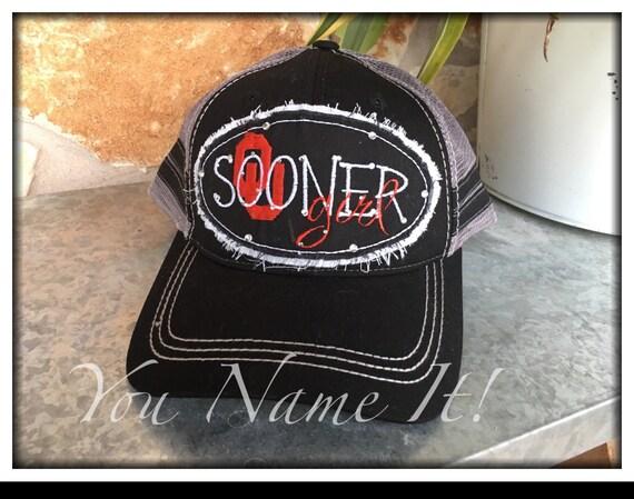 OU Sooner Trucker Cap