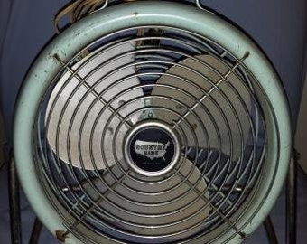 Vintage Country Aire Fan - SKU 1458