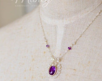 Aries Handmade Constellation Necklace
