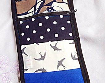 Patchwork Holiday Bag - cross body version