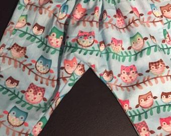 Size 0 owl chillax pant