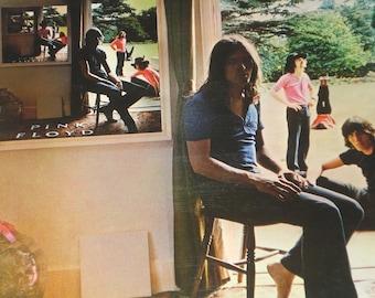 Pink Floyd vinyl record album, Ummagumma vintage vinyl record