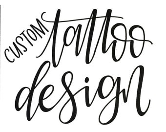 Custom Tattoo Designs