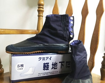 Japanese Ninja Shoes Tabi Ankle-high