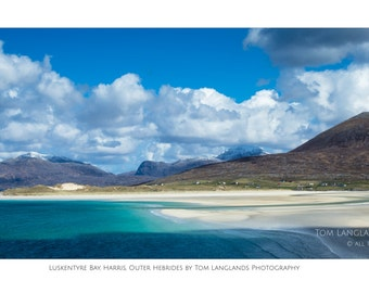 Luskentyre Bay, Harris, Outer Hebrides