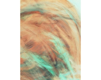 beginning, print, home, abstract, painting