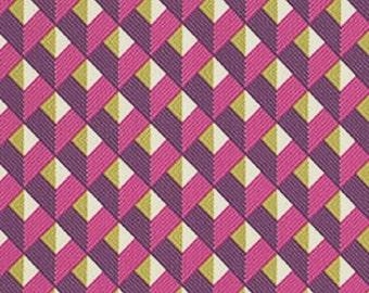 "Designer Joel Dewberry    ""Bungalow"" Lavender   FreeSpirit"