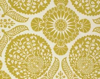 """Joel Dewberry Flora Bazzar-Lichen Cotton Sateen 54/55"""" Wide"""
