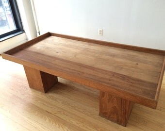 Handmade Indonesian Teak Wood Loft Coffee Table