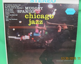 Mugsy Spanier Chicago Jazz  - RKO Records