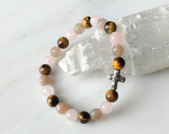 Mixed Gemstone Bracelet