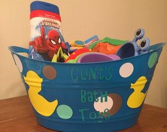 Bath Toys Tub