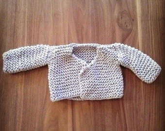 3 months old Pima cotton baby jumper