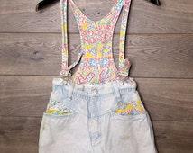 Vintage Jordache overalls