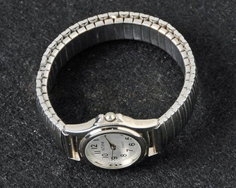 HiTime Silver Watch