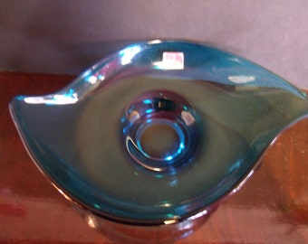 Blue Bowl Centerpiece by Viking