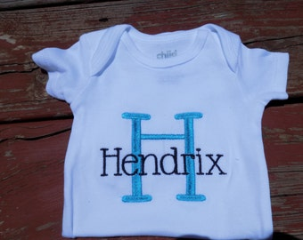 Personalized name shirts