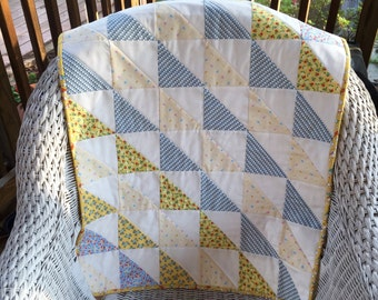 1930s Reproduction Baby Quilt