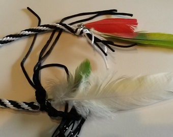 Feather Hair Adornment