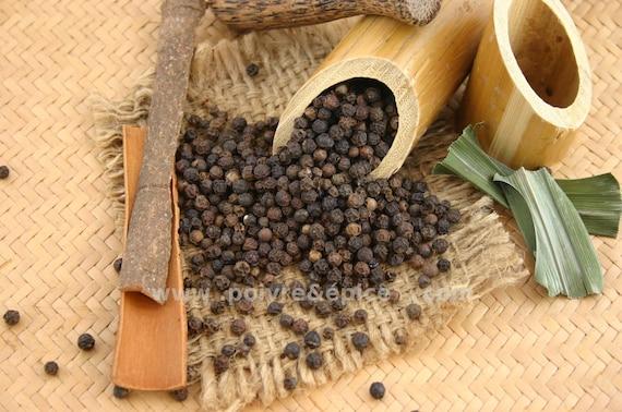 poivre noir de SARAWAK