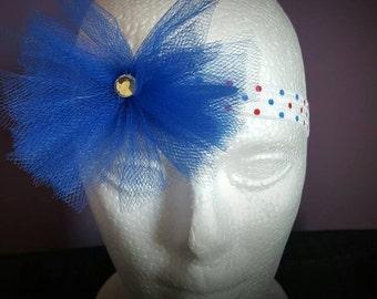Patriotic Interchangeable flower headband