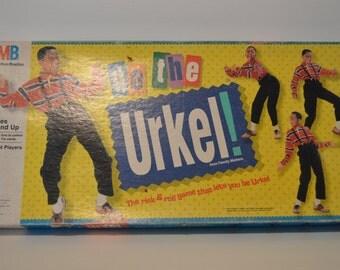 1991 Urkel Game