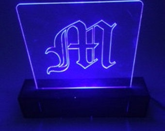 Customized light display