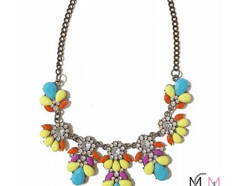 Necklace Lucie Multicolors