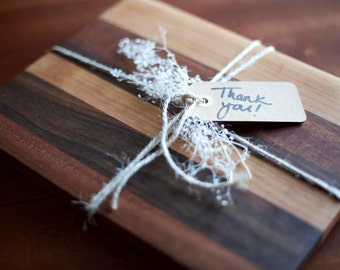 Handcrafted Cutting Boards - Vertical - Made to Order