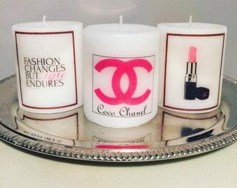 Pilar candles set