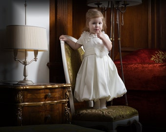 "Christening Dress ""Alegra"""