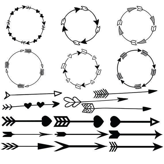 free clipart circular arrow - photo #41