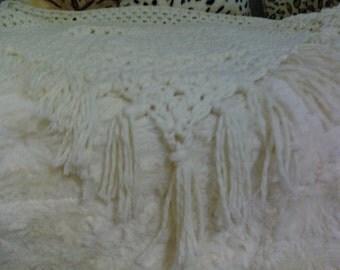 Handmade shawl