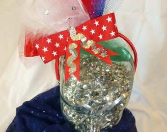 July 4th Patriotic Independence Day Headband
