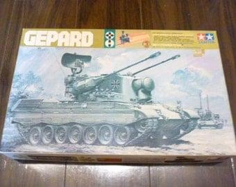 30238 Tamiya 1/35 Gepard Remote Control