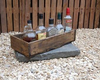 Alcohol storage box