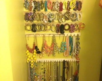 Custom Made Jewelry wall mount