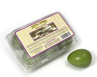 Gardenia Bar Soap, Castile Bar Soap, Organic Body Soap, Natural Soap, Vegan Soap, Soap Gift Set, Natural Body Care Gift Set Pack