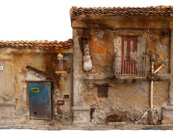 Antico scorcio - Old view