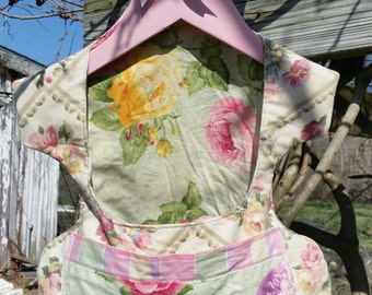 Shabby Chic CLothes Pin Bag